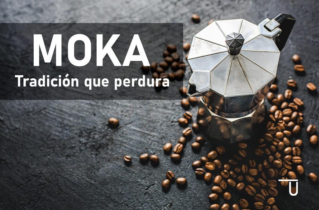 Cafetera italiana «Moka»