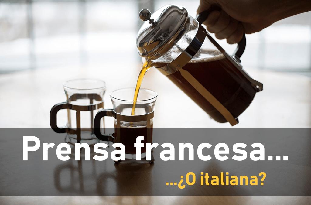 Prensa francesa…  ¿O italiana?