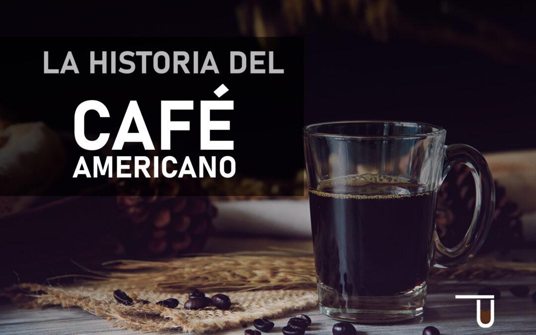 La historia del «Café Americano»